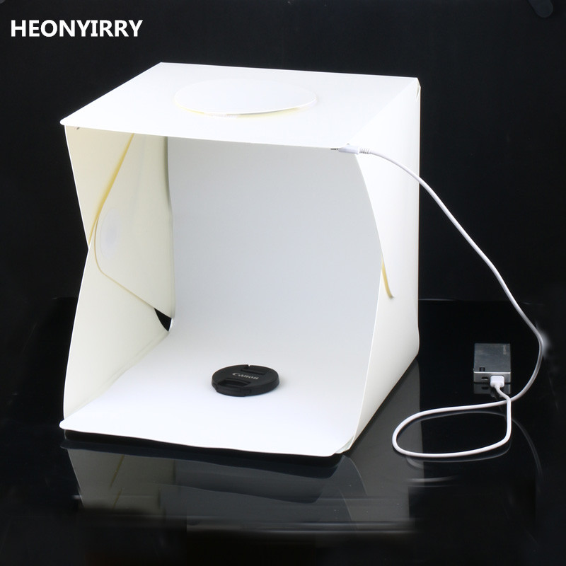 30cm Medium size Portable Folding lightbox Photography