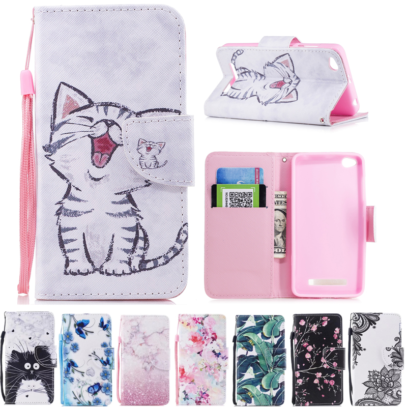 Phone Bags & Cases Flip Elephant Coque For Xiaomi Redmi 4a 4 A Case Retro Flip Wallet Pu Leather Cover For Xiao Red Mi Hongmi 4a A4 Phone Shell Bag Cellphones & Telecommunications