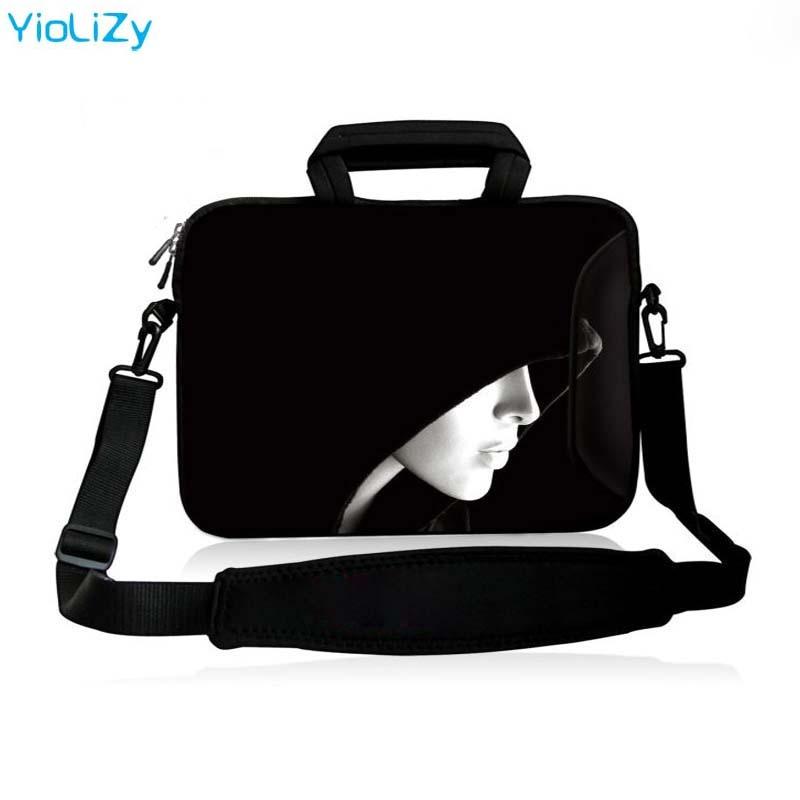 9.7 12 13.3 14.1 15.6 17.3 Inch Laptop Messenger Bag Notebook Shoulder Case Sleeve PC Cover For Macbook Pro 13 Case SB-3262