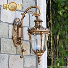 Балконе европейский сад проходу бра открытый бра роскошная вилла двор фон водонепроницаемые стены