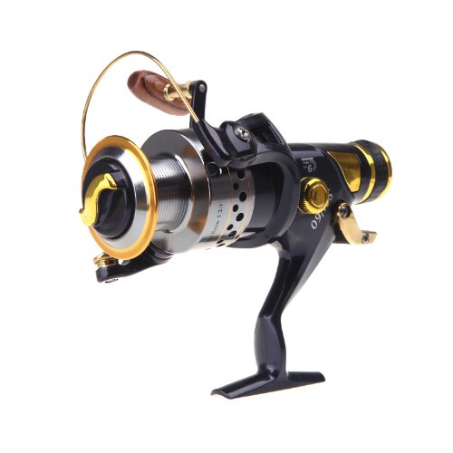 3 Pcs of (FAAJ Good Deal 9+1BB Ball Bearings Left/Right Interchangeable Collapsible Handle Fishing Spinning Reel SW60 5.2:1) 3bb ball bearings left right interchangeable collapsible handle fishing spinning reel se200 5 2 1 with high tensile gear red