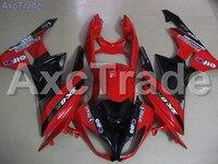 Moto Injection Mold Motorcycle Fairing Kit For Kawasaki ZX6R 636 ZX 6R 2009 2010 2011 2012 09 10 11 12 Bodywork Fairings