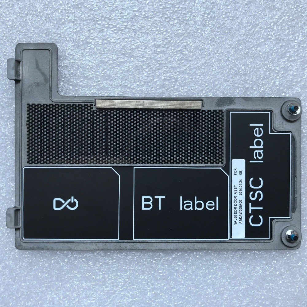 NEW  Genuine Dell Latitude E4310 Laptop Memory Door Cover KKM92 AM0AW000A00
