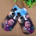 Marca Tenning 1 pares de algodón de dibujos animados calcetines de los niños niñas niños calcetines a precios de fábrica calcetines de dibujos animados 24 #