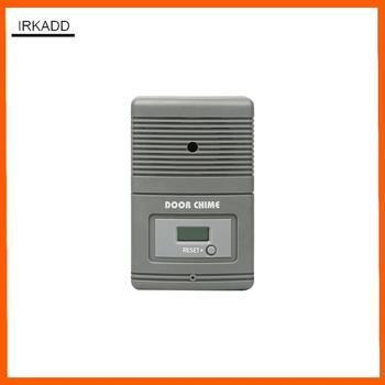 People visitor counter with music chime for retail store security alarm system Patron Counter, visitor chime,door chime фото