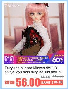 Fullset de fairyland minifee chloe shushu risse