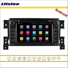 Liislee Car Android Multimedia For Suzuki Geand Vitara – Car Stereo Radio CD DVD Player GPS Nav Navi Map Navigation System