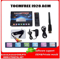 2016 1pcs Wifi Adapter Tocomfree I928 Free Iks Full Hd For Latin America Satellite Receiver FTA