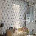 Moderno Couro Faulse Softbag 3D Papel De Parede DO PVC Diamante Sofá Tv Sala de Estar Fundo Quarto Papel de Parede Rolo De Papel Papel De Parede