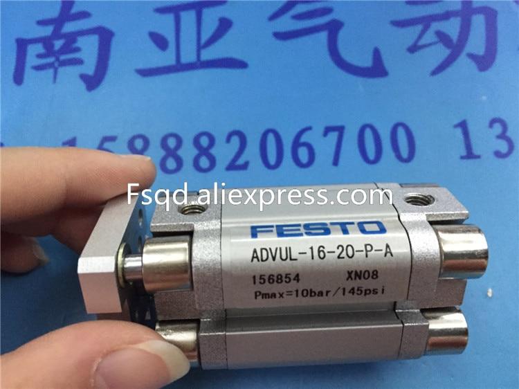 ADVUL-16-20-P-A ADVUL-16-25-P-A 156854 ADVUL-16-50-P-A FESTO cilindro sottileADVUL-16-20-P-A ADVUL-16-25-P-A 156854 ADVUL-16-50-P-A FESTO cilindro sottile