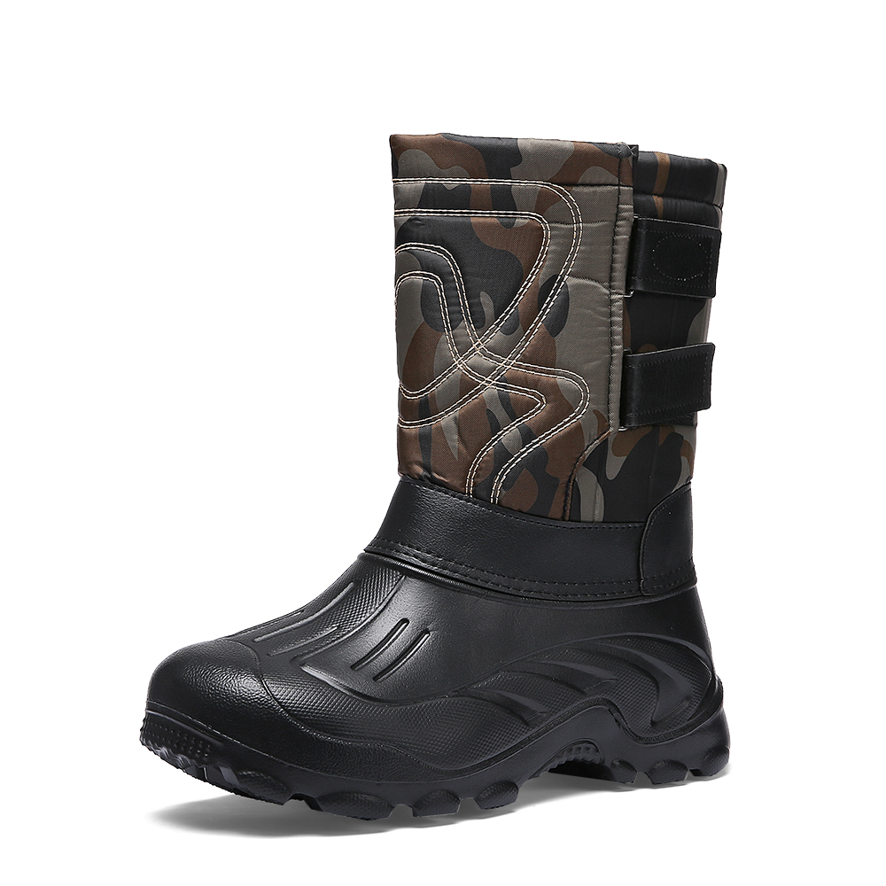 mens slip on winter boots 1