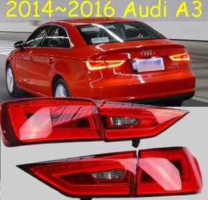 Image 5 - רכב פגוש פנס Audl A3 פנס 2014 ~ 2016y LED DRL אביזרי רכב HID קסנון קדמי אור A3 ערפל