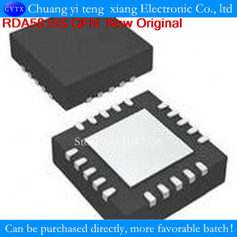 For Sale Rda5815s 5815 Mt Rda5815 Qfn Integrated Circuit Ic Chip Circuits 1pcs