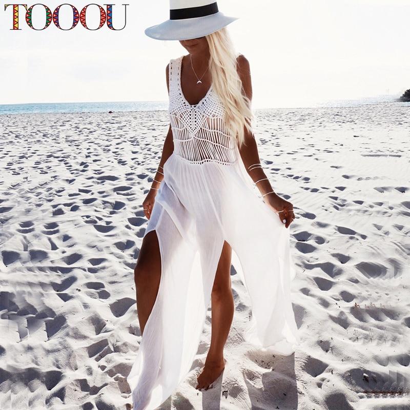 en venta e72d7 808bb Vestidos Verano 2016 moda Casual mujeres playa del vestido ...