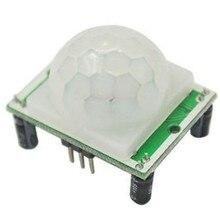 Ree HC-SR501 Отрегулируйте инфракрасный ИК пироэлектрический инфракрасный PIR модуль датчик движения модуль детектора мы являемся производителем