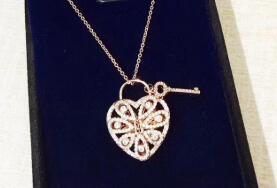 STN005 Simple coeur 925 en argent Sterling pendentif collier femme bijoux de mariage élégant