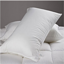 Feather pillow core/luxury health pillow core/hotel comfortable pillow core