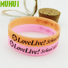 Free Shipping Japanese Anime Love Live LoveLive Bracelets For Women The Second Element Jewelry 1407(China)