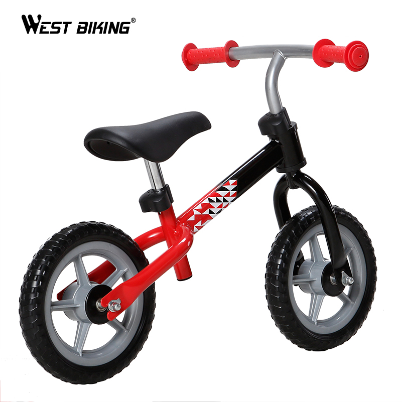 WEST BIKING Child Balance Bikes 2-4 Years Children Bike Pedal-less Learn To  Ride Baby Walker Two Wheel Riding Toys Kids Bicycle