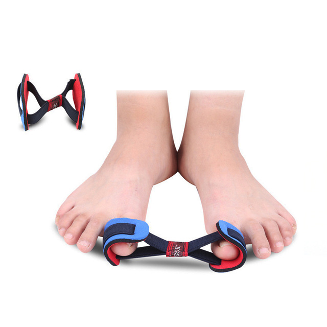 Foot Care Elasticity Training Correction Band Tape Elastic Bands For Fitness Foot Bone Thumb Training Stretcher Workout