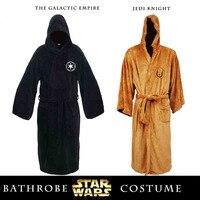 Star Wars Darth Vader Flannel Terry Jedi Adult Áo Choàng Tắm Robes Halloween Cosplay Costume
