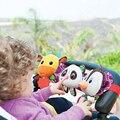 Novos Carrinhos de Bebê Musical Chocalho Pendurado Carrinho De Boneca Brinquedos Do Bebê 0-12 Meses Infantil Criança Kid Brinquedo de Presente Recém-nascidos BYC092 PT49