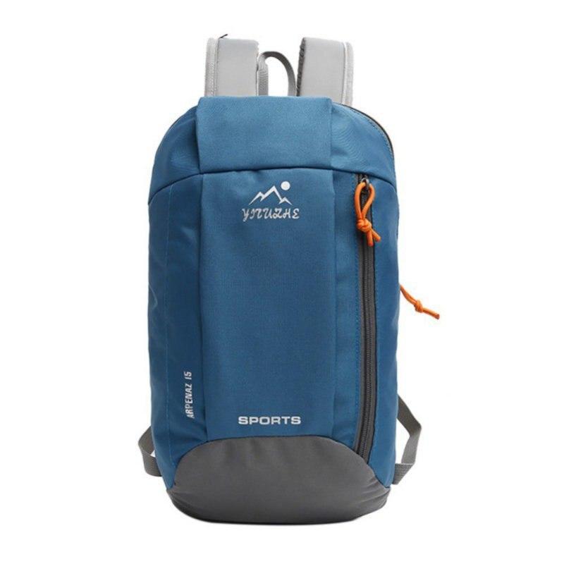 Outdoor 1 pcs 10L Shoulder Backpack Hike Sports Men Women Travel Backpack Ultra Low Backpack For Leisure Backpacks School Bags