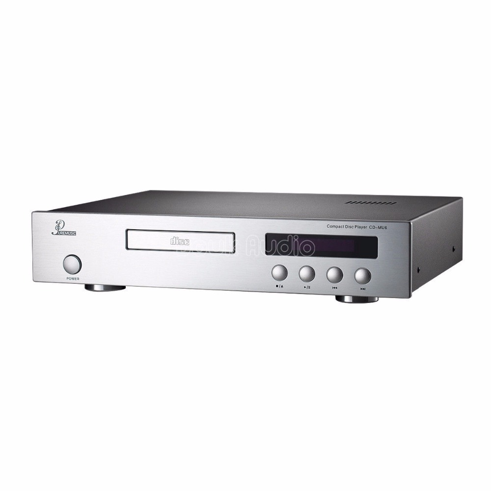 Nobsound USB Tube Balance XLR RCA Coaxial Optical DAC Hifi CD Disc Player GE5670 shanling cd t2000 hifi cd player hi end vacuum tube cd player pcm1792 24bit 192khz coaxial usb dac xlr output