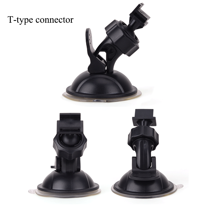 360 Degree Rotating Car DVR Mount Suction Cup Camera Phone Holder Navigator Mobile Phone Support For