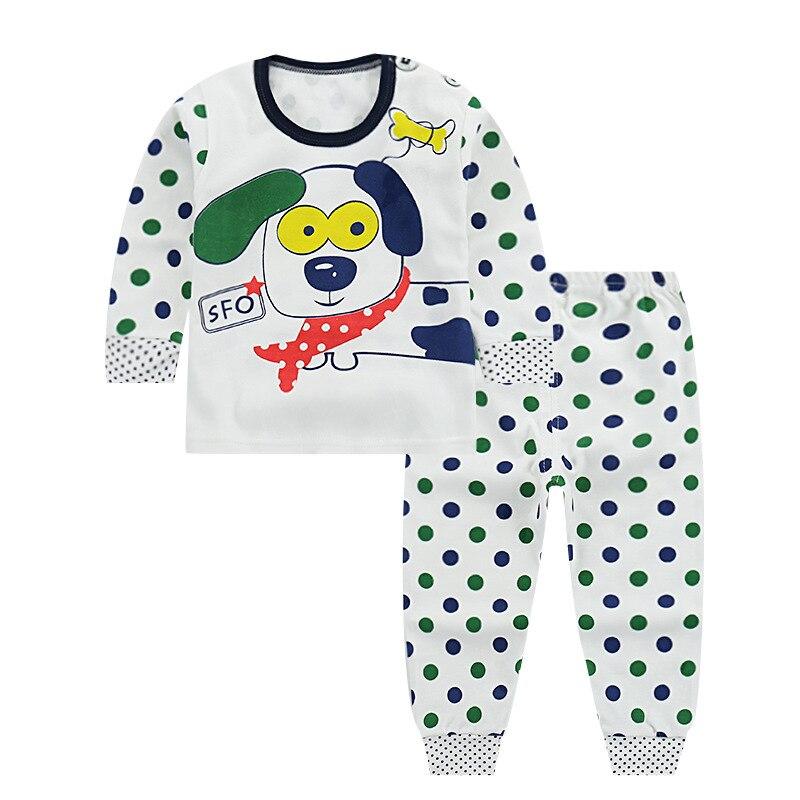 Мамы ребенка 2 шт. комплект Термальность нижнее белье для мальчиков и девочек Демисезонный Одежда для новорожденных малышей подштанники де...