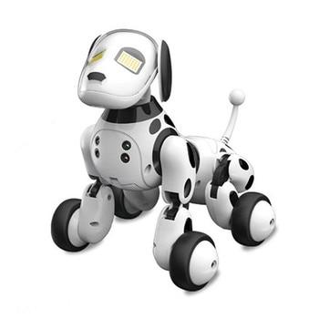 DIMEI 9007A Intelligente RC Robot Giocattolo Del Cane 2.4GHz Intelligente di Controllo Remoto Elettrico Cane Giocattoli Per Bambini Robot per Regalo Di Compleanno
