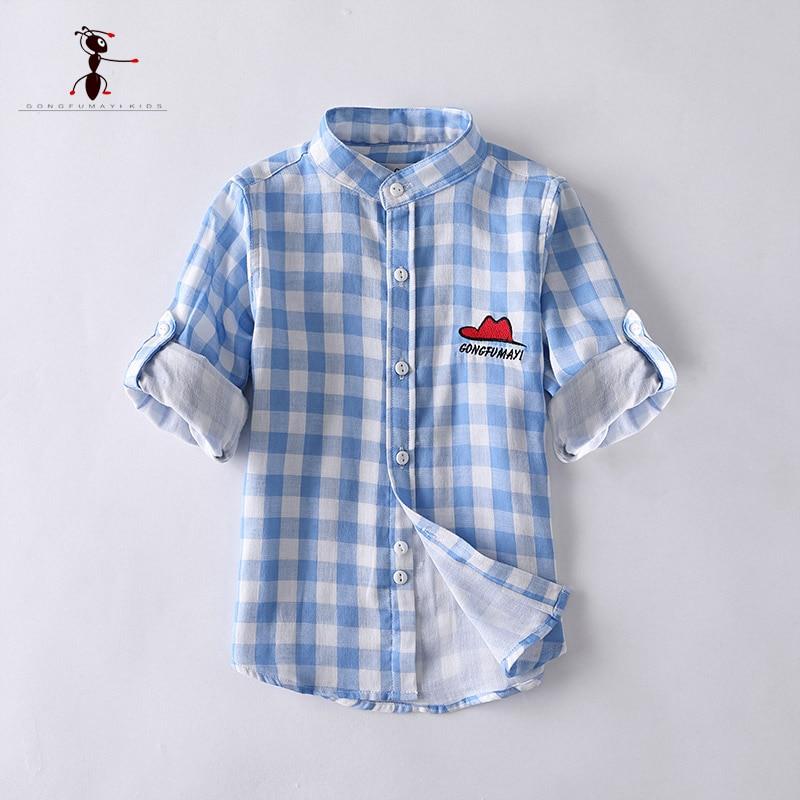 Casual, Shirts, Style, Autumn, England, Collar