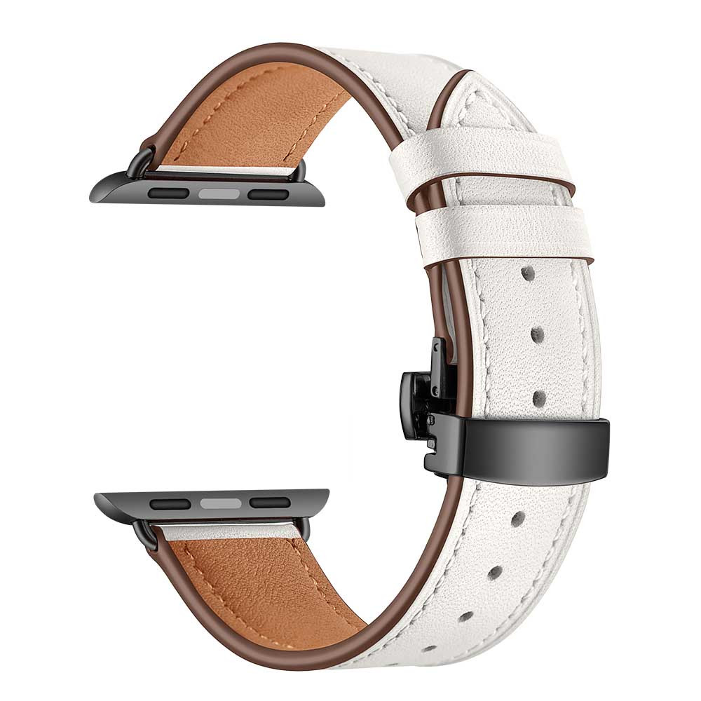 HIPERDEAL 2018 Newly Butterfly buckle Leather Wrist Watch