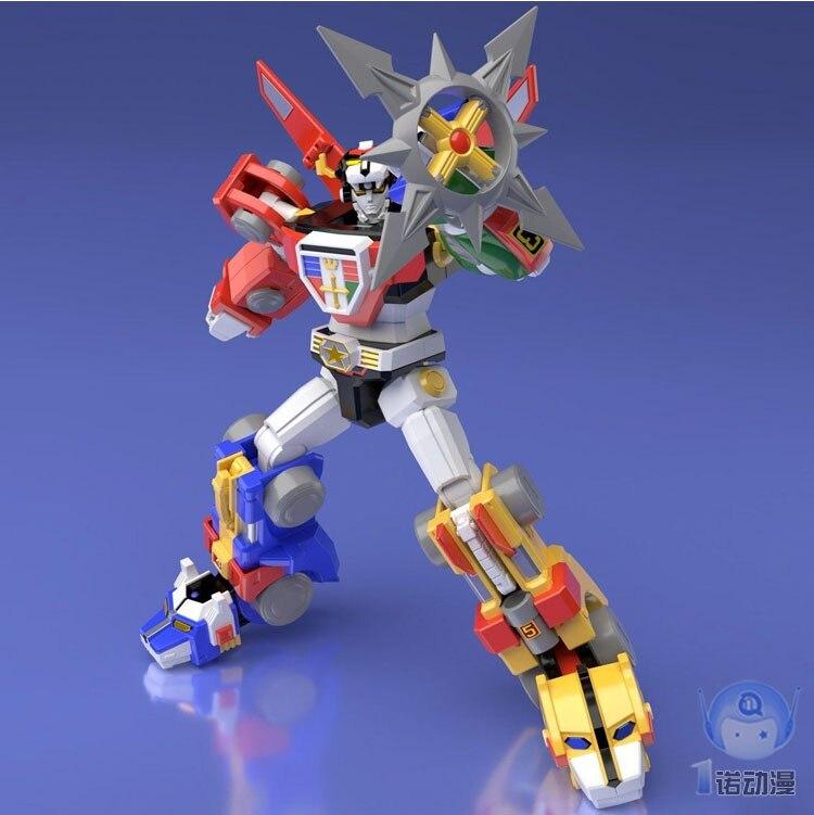 Original Gundam Model Transformation Toy SUPER MINIPLA  Beast Team Kingdom Lions Mobile Suit Kids Toys