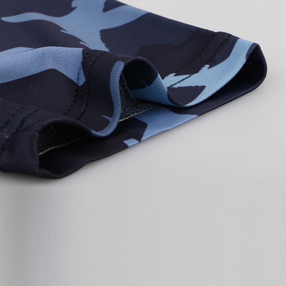 KYKU Aircraft moška majica majica maskirna vojaška majica fitnes - Moška oblačila - Fotografija 5
