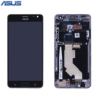 Asus ZS571KL Original Screen Black LCD Display Touch screen digitizer Assembly with Frame For Asus ZenFone AR ZS571KL LCD Screen