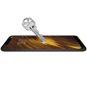 Image 4 - Pocophone F1強化ガラスnillkinアメージングh 0.33ミリメートルスクリーンプロテクターxiaomiポコF1 F2プロX2 X3 nfcガラス