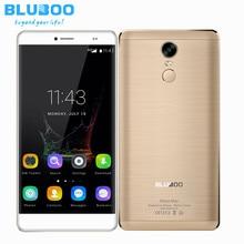 BLUBOO Майя Макс 6.0 «4 Г Смартфон Android 6.0 3 ГБ RAM 32 ГБ ROM Окта основные 64bit 4200 мАч MTK6750 Отпечатков Пальцев 13.0MP Мобильный телефон