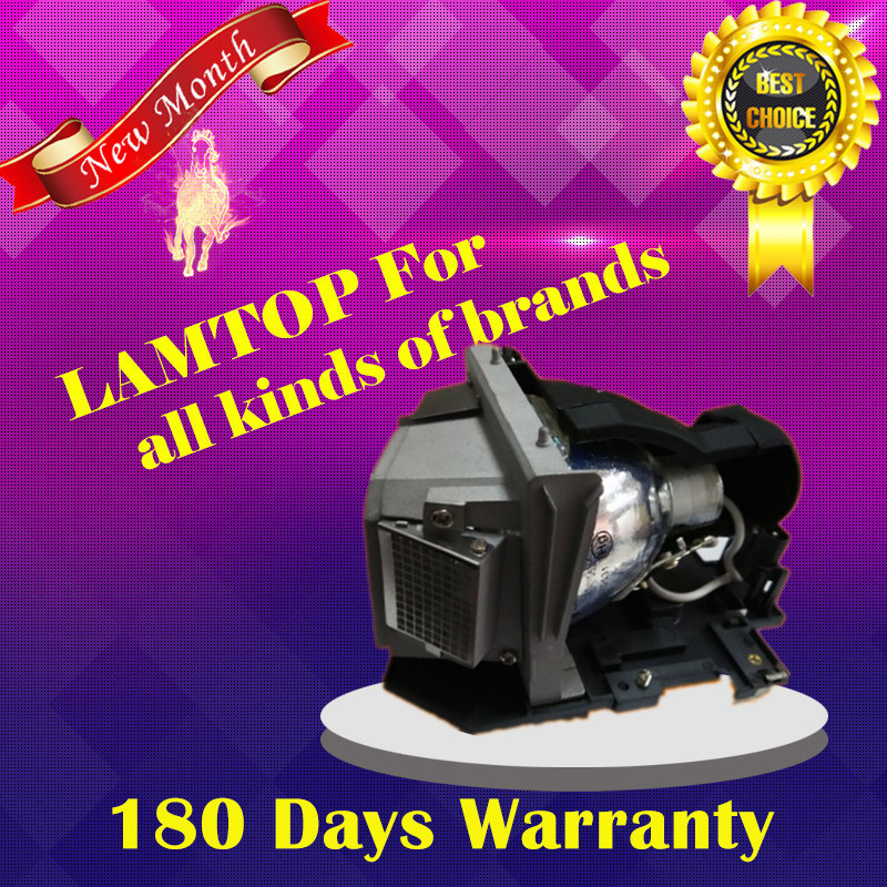 LAMTOP  projector lamp  with housing/cage   331-2839  for  4320X lamtop projector lamp with housing cage 317 2531 for 1210s
