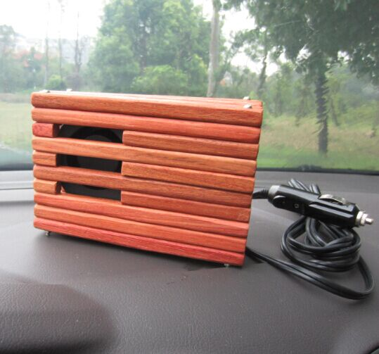 Heating Fans12v Car Rosewood Defroster 150w Auto Electric Heater Fan Portable Instant Ceramic Fans For Truck Boat Camping