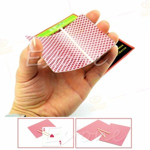 Nice 1 set Close-Up Magic Incredible Floating Matches Gimmick Match On Card Tools