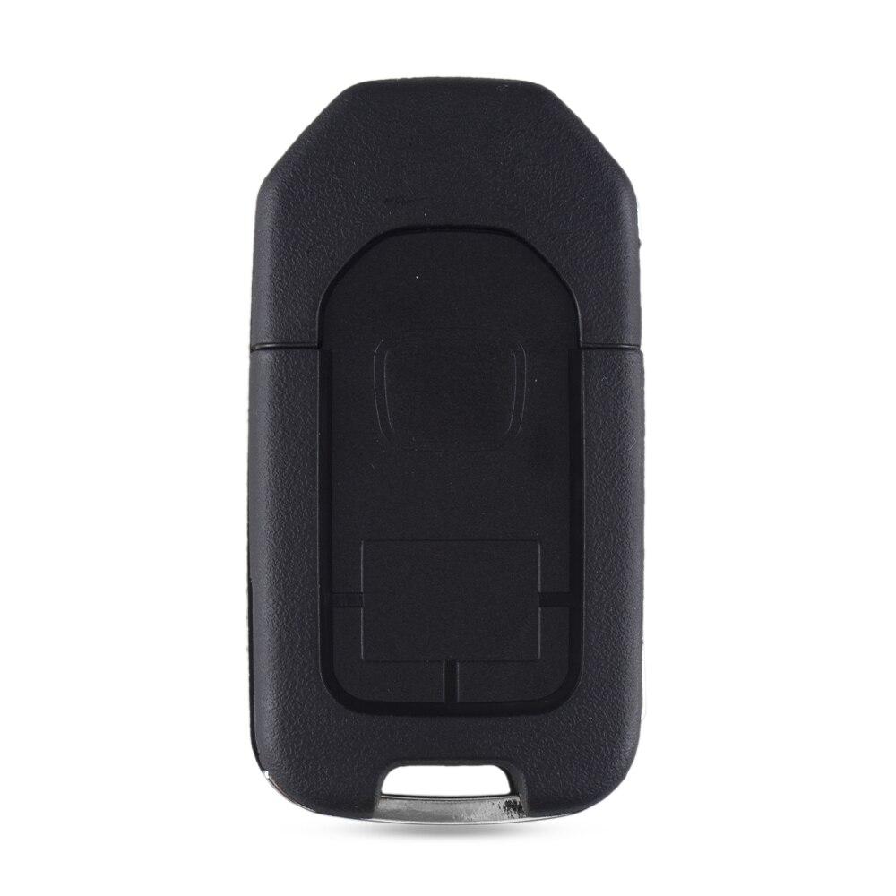 Dandkey новый 20x Складная откидная оболочка ключа дистанционного управления Fob 3 кнопки для Honda Civic City Fit HR V XR V оригинальный автомобильный чехол д... - 6
