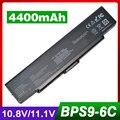 4400mAh laptop battery for Sony VAIO BPS9 B VGP-BPS10 VGP-BPS9 VGP-BPS9A/B VGP-BPS9/B