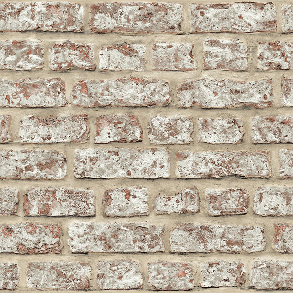 Ancient Rustic Brick Brown Colour Livingroom Background 3D Wall Wallpaper Mural Photowall 3d Papel De Pared FLC45001 In Wallpapers From Home