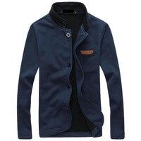 2018 Men S Jacket New Fashion Casual Jacket Collar Men S Fall And Winter Men Coat