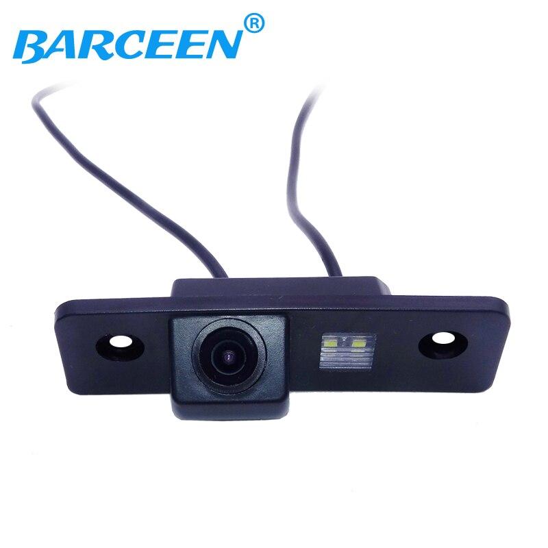 Usine Vente CCD vue arrière de Voiture Caméra Caméra De Recul pour Ford Fusion (Europe) F'yuzhn CCD HD vision puce de nuit imperméable à l'eau