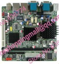 Mini-itx embedded low power industrial motherboard lvds 24