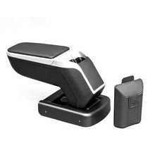 Подлокотник ARMSTER 2 SILVER с USB для FORD FOCUS III 2011-2014