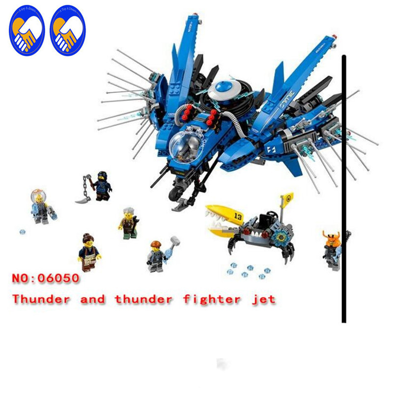 A Toy A Dream Lightning Jet amine 70614 Building Blocks Model Toys For Children Lepin 06050 Compatible Ninja Brick Educational building blocks stick diy lepin toy plastic intelligence magic sticks toy creativity educational learningtoys for children gift