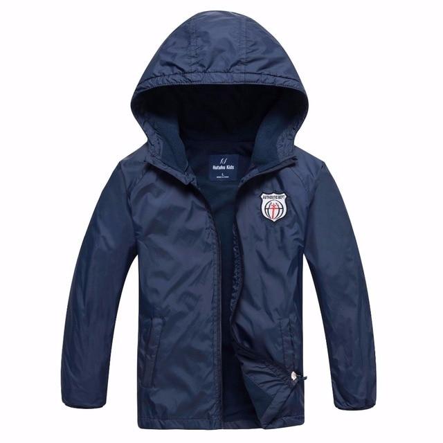 Chaquetas de lana impermeables para bebés, ropa de abrigo para niños, trajes para niños de 3 a 14 años